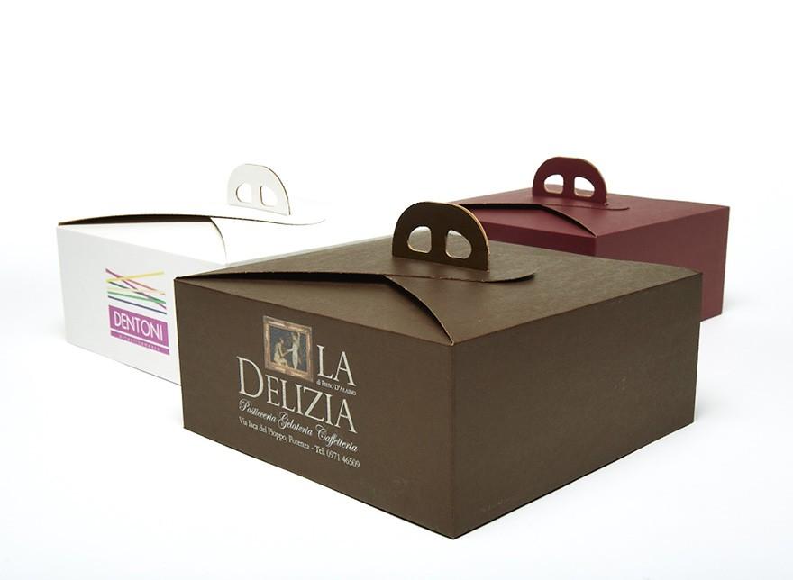 Top Class New Cake Box